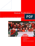 Booklet for Anti-Human Trafficking Advocates