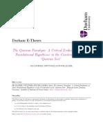 Gwynned de Looijer (2003). the Qumran Paradigm (PhD Diss) Durham.