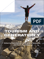 Tourism and Generation Y