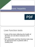 Chronic Hepatitis
