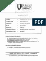 Bhm1123-Mechanics of Materials (2)