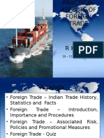 Practical Aspects of Foreign Trade
