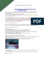 WPA2 Et WPA Méthode Attaque de Wifi WPS Pin Avec BACKTRACK 5R1