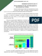 Principios Del Entrenamiento Aplicados Al Futbol 6664 - 2014