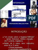 Aula 5 Doença de Parkinson