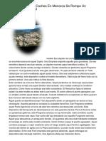 Donde Alquiler De Coches En Menorca Se Rompe Un Aeropuerto Mundial