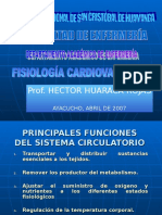 Fisiología circulatoria