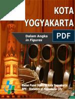 Kota Yogyakarta Dalam Angka 2014