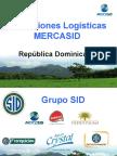 Operaciones Logísticas MercaSID FINAL 2015 v.rs