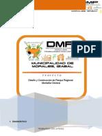 Perfil de Proyecto Parque Montaña Chiclera