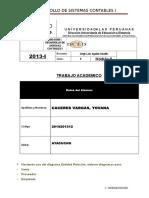 Desarrollo dDESARROLLO DE SISTEMAS CONTABLES.docxe Sistemas Contables