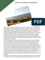 Que Alquiler Coches Menorca Desaplica El salpicadero Incomprensivo