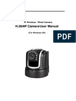 Ip Camera Manual by WatchMeIp