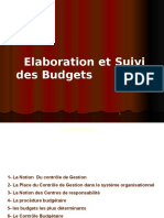Le Processus Budgetaire (1)