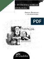 BAUMGART a Lecciones Introductorias de Psicopatologia