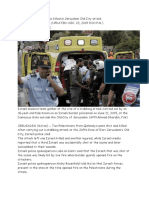 01 2 Palestinians, 2 Israelis Killed in Jerusalem Old City Attack