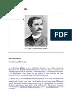 Die Fundamente (1) - Geschichte und Überblick
