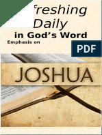 Joshua - Januay 2016