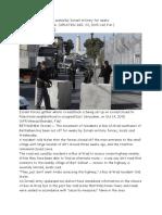03 Bethlehem-Area Village Sealed by Israeli Military for Weeks