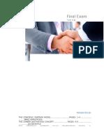 executive summary - what is the strategic partner leadership model - final exam