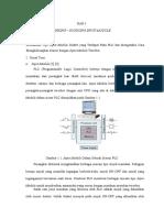 Modul 1 - Sinking Sourcing Input Module