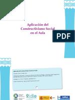 Aplicación Del Constructivismo Social en El Aula 3