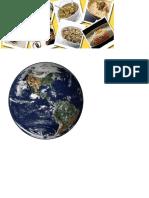 Platos Tipicos Alrededor Del Mundo