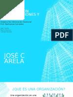 sistema de informacion organizaciones y estrategia