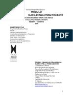 CURIICU. GENERAL Teoría y Modelos Pedagógicos