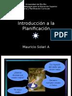 01 Introducción a La Planificación