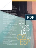 Revista OSESP Set Out 2015