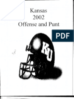 2002 Kansas Offense Punt