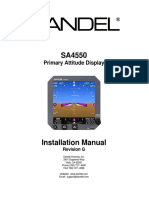 SA4550 82010 Im g Installation Manual