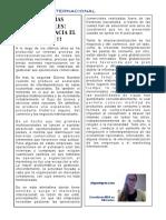 Articulo Oportunidades y Desafios del Marketing Internacional
