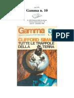 A.a.v.v. - Gamma 10 - Tutte Le Trappole Della Terra