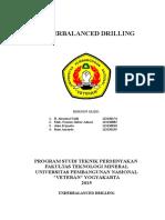 TekBor 2 - Under Balance Drilling
