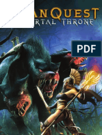 Manual Titan Quest Immortal Throne