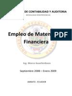 Guia Modular Matemática Financiera