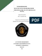 Internship Report AUTO2000 MALANG
