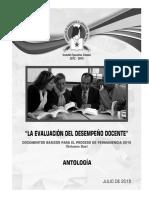 Antología Tomo II (ingreso servicio docente)