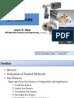 Vacuum System - Ion Sources - JRAlbia