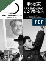 LAS ANDANZAS JUVENILES DE MAO TSE-TUNG