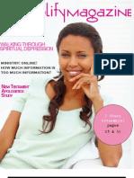 April Exemplify Magazine