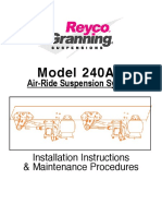 240AR Installation and Maintenance Manual