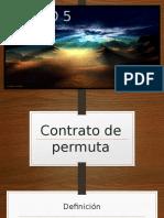 Contrato de permuta (Guatemala) presentación