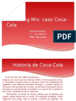 Quinto Elemento Cocacola Tarea