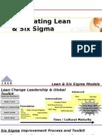 Lean - Six Sigma Integration