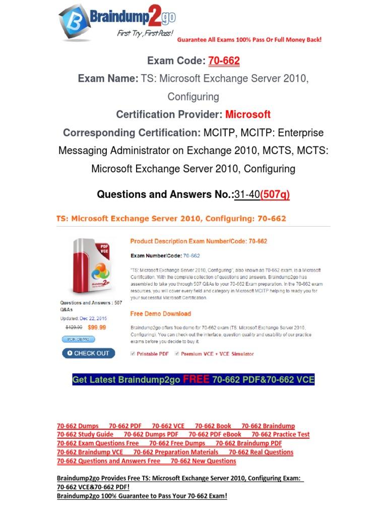 Configuring Microsoft Exchange Server 2010 Exam 70-662.pdf