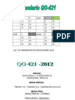 QO421 - Química Orgânica II - Cap. 16