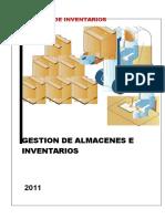 GESTION DE ALMACENES E INVENTARIOS